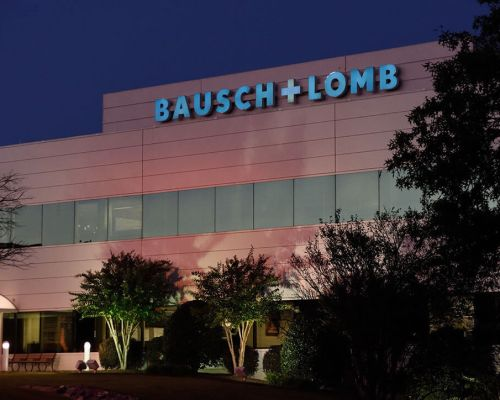 bausch and lomb building