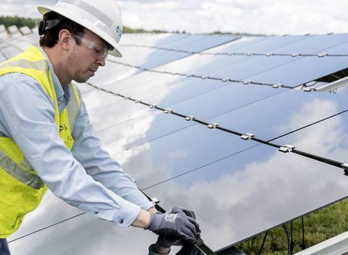 pisgah ridge solar announcement